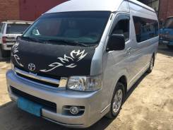 Toyota Hiace. Продам микроавтобус Хайс, 2 700 куб. см., 12 мест