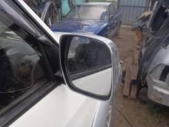 Накладка на зеркало. Toyota Land Cruiser Prado, KZJ90, KZJ90W
