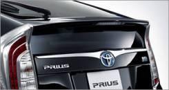 Накладка на дверь багажника. Toyota Prius, ZVW30, ZVW30L Двигатель 2ZRFXE. Под заказ