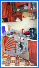 1-комнатная, улица Терешковой 14. Чуркин, агентство, 35 кв.м. Кухня