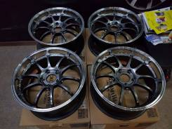 Advan Racing RZ-DF. 9.5x19, 5x120.00, ET50, ЦО 72,5 мм.