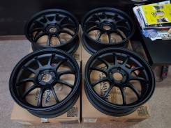 Advan Racing RZ-DF. 7.5x18, 5x114.30, ET48, ЦО 73,0 мм.