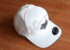 Бейсболка L/XL Белый Fox Legacy Flexfit Hat 58225-008-038