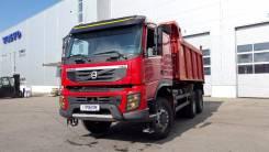 Volvo FMX. Продажа самосвала 6x6 2011 г, 13 000 куб. см., 26 200 кг.