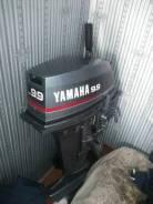 Yamaha. 10,00л.с., 2х тактный, бензин, нога S (381 мм), Год: 1992 год
