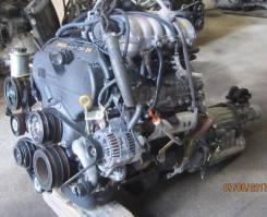 Двигатель в сборе. Toyota: Hilux Surf, Tundra, Granvia, 4Runner, T100, Grand Hiace, Hilux, Land Cruiser Prado, Tacoma Двигатель 5VZFE
