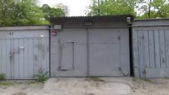Гаражи металлические. невельского 17, 20 кв.м., электричество. Вид снаружи