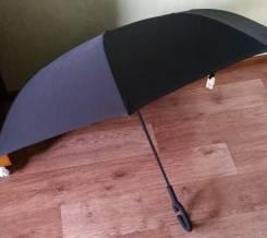 Надежный и прочный автоматический двухслойный зонт (зонтик) Joway!