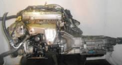 Двигатель в сборе. Toyota Cresta, SX90 Двигатель 4SFE