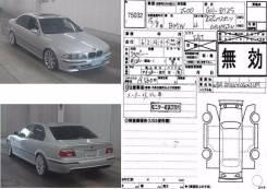 BMW 5-Series. E39, M54 M62 N62 M44