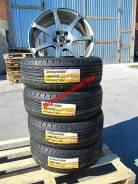 Распродажа летних шин и дисков R17 Yokohama AVS modelT7 Bridgestone. 7.0x17 5x100.00 ET50 ЦО 72,0мм.