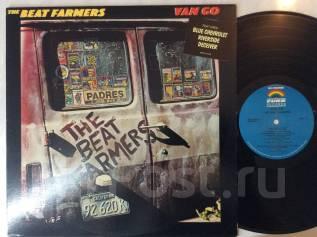 БЛЮЗ РОК! Бит Фармерз / The Beat Farmers - VAN GO - US LP 1986