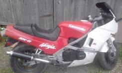 Kawasaki GPZ 400. исправен, птс, с пробегом