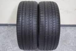 Pirelli P Zero Rosso. Летние, износ: 10%, 2 шт