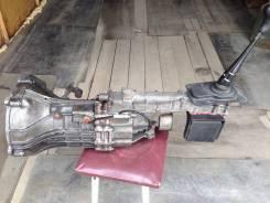 Механическая коробка переключения передач. Mitsubishi Pajero Mini