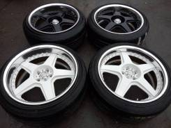 Racing Hart. 8.5/9.5x18, 5x100.00, ET35/28