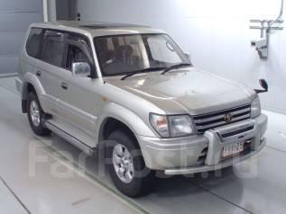 Toyota Land Cruiser Prado. автомат, 4wd, 3.4, бензин, 129 000 тыс. км, б/п, нет птс. Под заказ