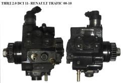 Топливный насос высокого давления. Renault Trafic