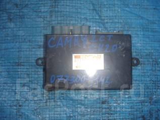 Блок управления двс. Toyota Camry, CV20 Двигатель 2CT