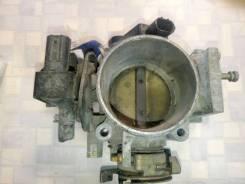 Заслонка дроссельная. Honda Stream, RN1 Двигатель D17A