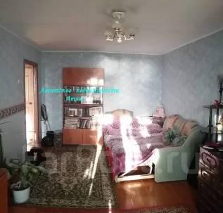 1-комнатная, улица Ульяновская 12/1. БАМ, агентство, 35 кв.м. Интерьер