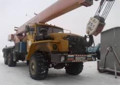 Урал 4320. Автокран на шасси УРАЛ -1958-40 - 2006 г. в., 11 500 куб. см., 25 000 кг., 21 м.