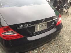Жесткость бампера. Mercedes-Benz CLS-Class