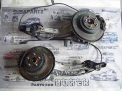 Ступица. Subaru Legacy, BPH, BLE, BP5, BL5, BP9, BL9, BPE Subaru Impreza, GGA, GDA Двигатели: EJ20X, EJ20Y, EJ253, EJ255, EJ203, EJ204, EJ30D, EJ20C...