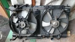 Вентилятор охлаждения радиатора. Mazda Familia S-Wagon, BJ5W, BJFW, BJ8W Mazda Familia, BJFP, BJ5P, BJEP, BJFW, BJ5W, BJ3P, BJ8W
