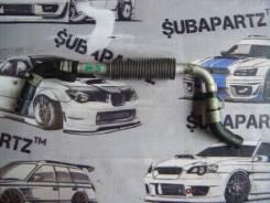 Радиатор гидроусилителя. Subaru Legacy, BP5, BP9, BL5 Двигатели: EJ203, EJ204, EJ20X, EJ20Y, EJ253