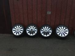 G-Corporation Luftbahn. 7.5x18, 5x100.00, ET18