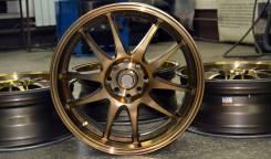 Sakura Wheels 346. 7.0x17, 4x100.00, 4x114.30, ET40, ЦО 73,1мм.