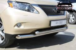 Защита бампера. Lexus RX330