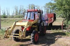 ЛТЗ 60. Продам трактор ЛТЗ-60 с погрузчиком ПФ-075