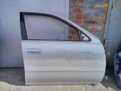 Дверь Toyota Cresta 1994г передняя правая