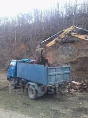 Вывоз мусора, грунта Самосвал 3тонны