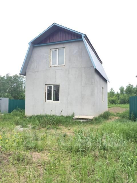 купить дом в пригороде хабаровска недорого с фото
