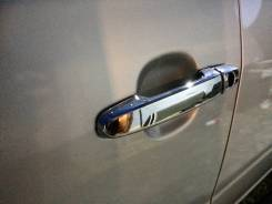 Накладка на ручки дверей. Toyota Probox
