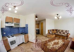 1-комнатная, улица Чкалова 30. Вторая речка, агентство, 32 кв.м.
