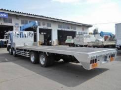 Nissan Diesel UD. Nissan UD бортовой с манипулятором, 21 200 куб. см., 20 000 кг. Под заказ