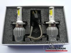 Светодиодные лампы LED лампы, цоколь H4, куллеры
