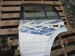 Дверь боковая. Mitsubishi Pajero, V46WG, V46V, V46W