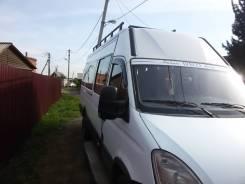 Iveco Daily. Микроавтобус Ивеко Дейли, 3 000 куб. см., 16 мест