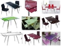 Распродажа стеклянных столов-трансформеров !. Акция длится до 31 августа