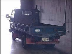 Кузов самосвальный. Mazda Titan, WG6AD, WG3AD Двигатели: 4HG1, 4HF1
