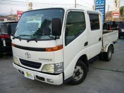 Toyota Toyoace. Toyota ToyoAce бортовой двухкабинник, 4 600 куб. см., 3 000 кг. Под заказ