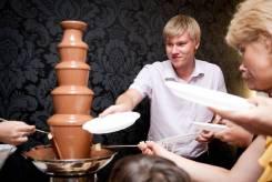 Шоколадный Фонтан от Bantino Proviani (сладкий стол)
