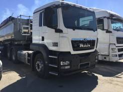 MAN TGS. 26.400 6x4 BLS-WW, 10 518 куб. см., 26 000 кг.