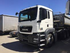 MAN TGS 26.440. 6x4 BLS-WW, 10 518 куб. см., 10 т и больше