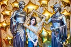 Живые статуи и скульптуры для эффектных фотозон